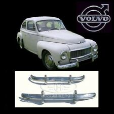 Volvo PV 544 Euro Version stainless steel bumpers