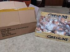 "12 GREMLINS GIZMO 6"" MOVIE NECA PLUSH FIGURE NEW AND RARE STORE DISPLAY"