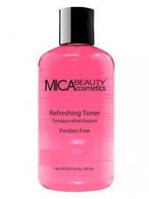 Mica Beauty Refreshing Toner paraben Free