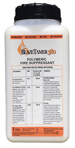 BLAZETAMER380® 1 Litre Pack | Firefighting Water Enhancer | Non toxic
