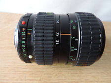 Takumar 28mm - 80mm 3.5 - 4.5 Lente de zoom para ajuste Pentax K