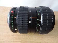 Takumar 28mm - 80mm 3.5 - 4.5 Zoom Lens For Pentax K Fit