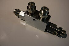 Sperrventil Sperrblock hydraulisch entsperrbares Rückschlagventil Oberlenker