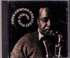 scellé Jazz CD GENE AMMONS Greatest Hits 50s ART FARMER Jackie McLean Van