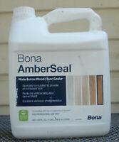 vernis de base Prime Ambre Seal Parquet Intensification Bona Amber 5/l Appr/êt