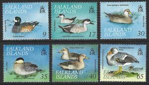 FALKLAND ISLANDS 1999 Waterfowl Set of 6 MNH