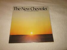 1977 Chevrolet Caprice and Impala Sales Brochure