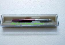 Parker Jotter Standard CT Ball Pen Red Body Color Brand New Original Blue Ink