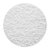 Theraline Austauschpackung 50 Liter Mikroperlen in weiß für Stillkissen
