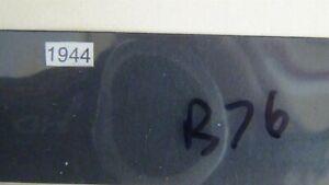 Croatia souvenir sheet # B76 rare on black page MLH scv 1650.00