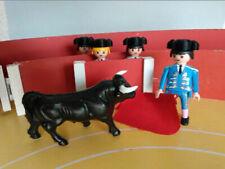 Playmobil  TORERO COMPLETO PARA JUGAR   BULLFIGHTER  medieval piratas va