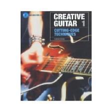 Creative Guitar. 1 Cutting-Edge Techniques by Guthrie Govan