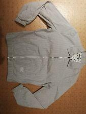 TH Tommy Hilfiger Cotton Sports Jacket Reversible S UK 8 10 coat