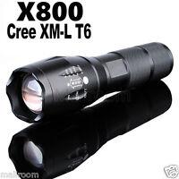 G700 Tactical Flashlight LED Militär Lumitact Alonefire Zoom Taschenlampe Fackel