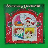STRAWBERRY SHORTCAKE Christmas KSS5005 LP Vinyl VG++ Cover VG+