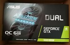 ASUS Dual GTX 1660 Super OC Edition GDDR6 *SEALED* 🚚SHIPS TODAY🚚
