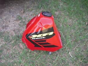 Honda XR650L Fuel Tank & cap with Key prefer cash pickup or post @ buyers cost *