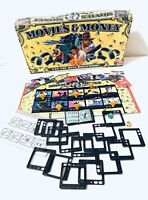 Movies And Money Board Game 1998 By Jumbo Vintage
