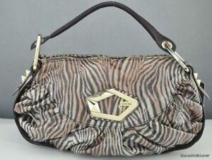 New Trend Limited GuEsS Handbag Ladies Bobcat Bag Brown Multi