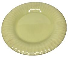 COSTA NOVA Stoneware Sage Green Ribbed Salad|Dessert Plate, Portugal G92