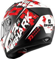 NEU SHARK Helm Ridill Kengal rot matt Gr. XL = 61/62 Motorradhelm Sonnenblende