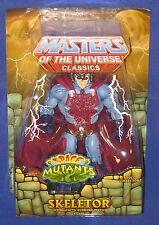 "Masters Universe Classics Skeletor 6"" Action Figure 2014 MIP Mattel He-Man MOTUC"