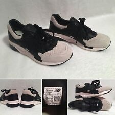 866fcb2fdc48b Men s New Balance CM1600WB Navy Grey Running Shoes Sneaker Leather Size 7