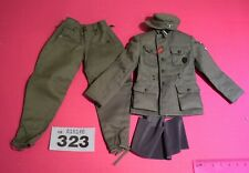 1/6 SCALE WW II GERMAN UNIFORM FOR DRAGON IN DREAMS DID ACTION FIGURES - 323