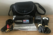Sony Handycam Dcr Sx22e With Bag Manual & Charger Excellent Condition