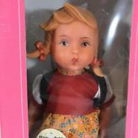 M.J. Hummel Goebel Vinyl Doll Goose Girl From Germany