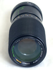 PENTAX K Sears MC 80-200mm f/4 Auto ZOOM Lens for SLR DSLR Mirrorless Camera