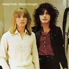 Cheap Trick Heaven Tonight Banner Huge 4X4 Ft Tapestry Fabric Poster Flag art