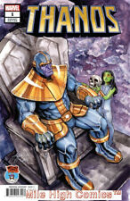 THANOS (2019 series) #1 MILE HIGH VARIANT NEAR MINT COMIC