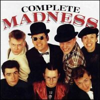 MADNESS - COMPLETE MADNESS CD ~ GREATEST HITS / BEST OF ~ PUNK *NEW*