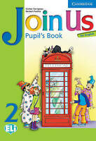 Join Us For English 2 Pupil's Book Gerngross  Gunter 9780521679251