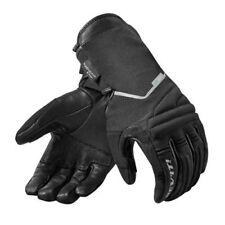 Gants noirs textiles jointures pour motocyclette