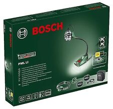 BOSCH PML LI Lithium-ion Cordless Multi function Torch 18V