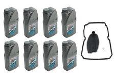 8-Liters Automatic Transmission Fluid OE Spec 236.14 & Filter Kit 722.6xx