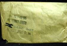 Personnel Effects Bag US Military Vietnam Era Patients Effects New Old Stock
