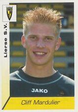 N°176 CLIFF MARDULIER # BELGIQUE LIERSE.SK STICKER PANINI FOOTBALL 2003