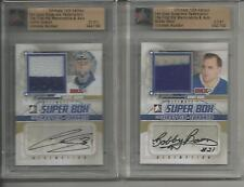 12/13  Ultimate Super Box Curtis Joseph First Six Memorabilia & Auto #1/1, Leafs