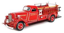 New In Box 1/43 Diecast 1939 American LaFrance B-550RC Fire Truck