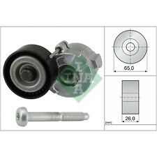 VAUXHALL ASTRA H VECTRA C ZAFIRA B 1.9 CDTI AUXILIARY BELT TENSIONER PULLEY