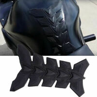 Universal 3D Rubber Motorcycle Motorbike Modified Fuel Tank Pad Protector  # .+