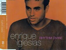 ENRIQUE IGLESIAS : RHYTHM DIVINE / 4 TRACK-CD (INTERSCOPE RECORDS 1999)