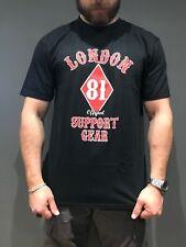 London 81 - Hells Angels Support Gear - Big Red Machine London