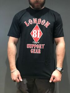 London 81 - Hells Angels Support Gear - Big Red Machine London