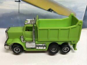 Tyco   aurora afx Tipper Truck Working