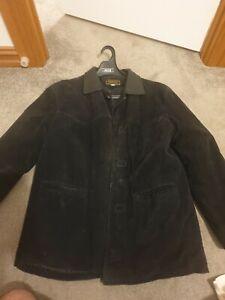 Vintage 100% Lamb skin jacket Mens Size Medium