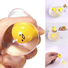 Novelty Egg Brow Shaped Squeezing Toy Stress Relief Squeeze Ball Venting Ball CN